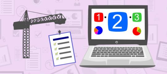 Comment créer un questionnaire n°3 – Création de questions et structure de questionnaire